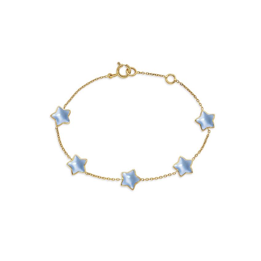 Twinkling Stars Kids' Bracelet