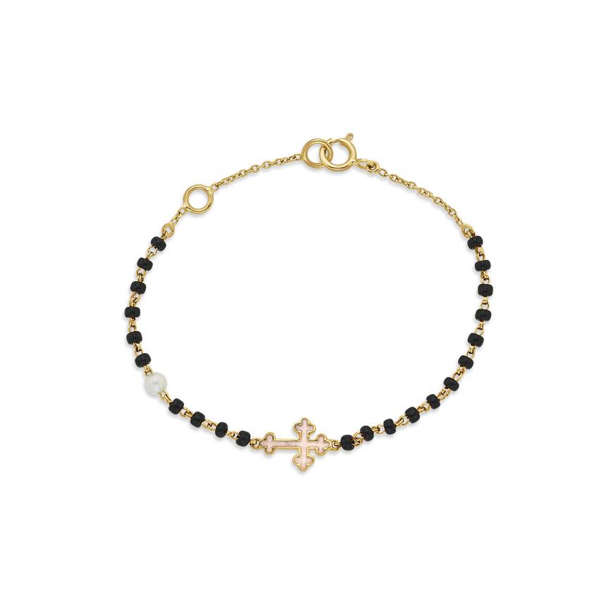 Cross Infant Bracelet