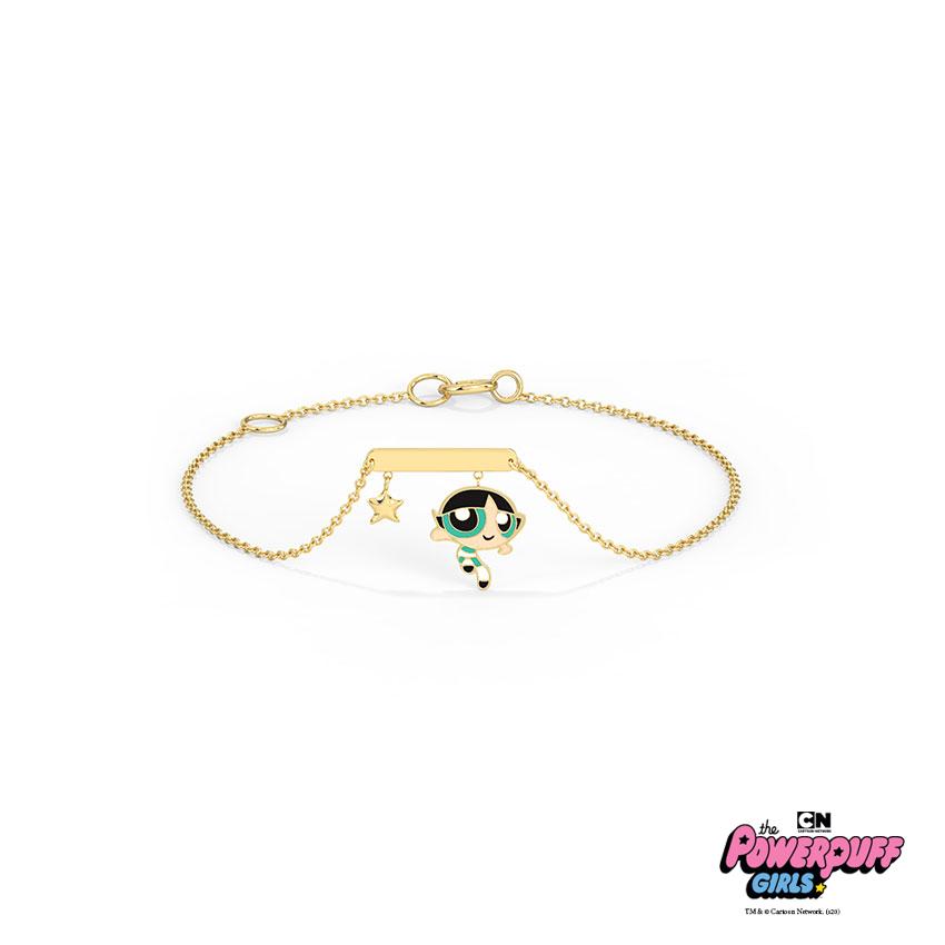 Perky Buttercup Bracelet