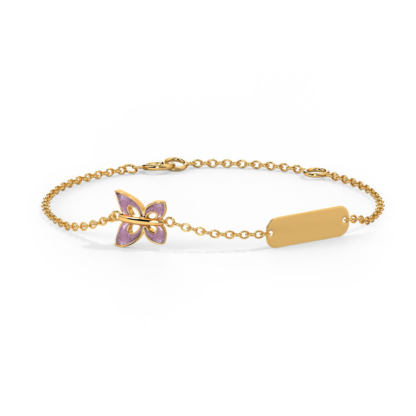 Flutter Personalised Kids' Bracelet