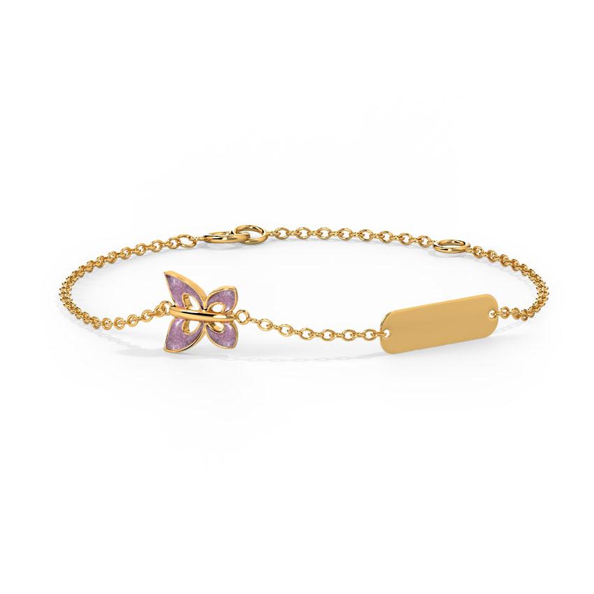 Flutter Personalised Kids' Bracelet