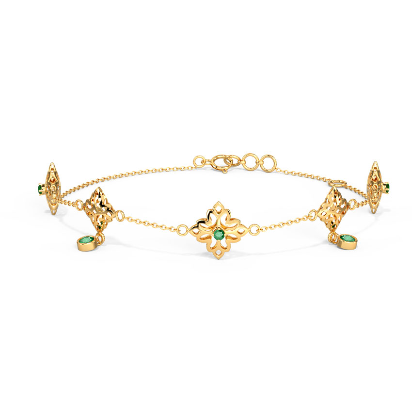 Nitara Cutout Bracelet