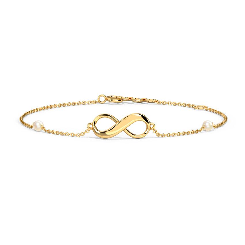 Beyond Infinity Personalised Bracelet