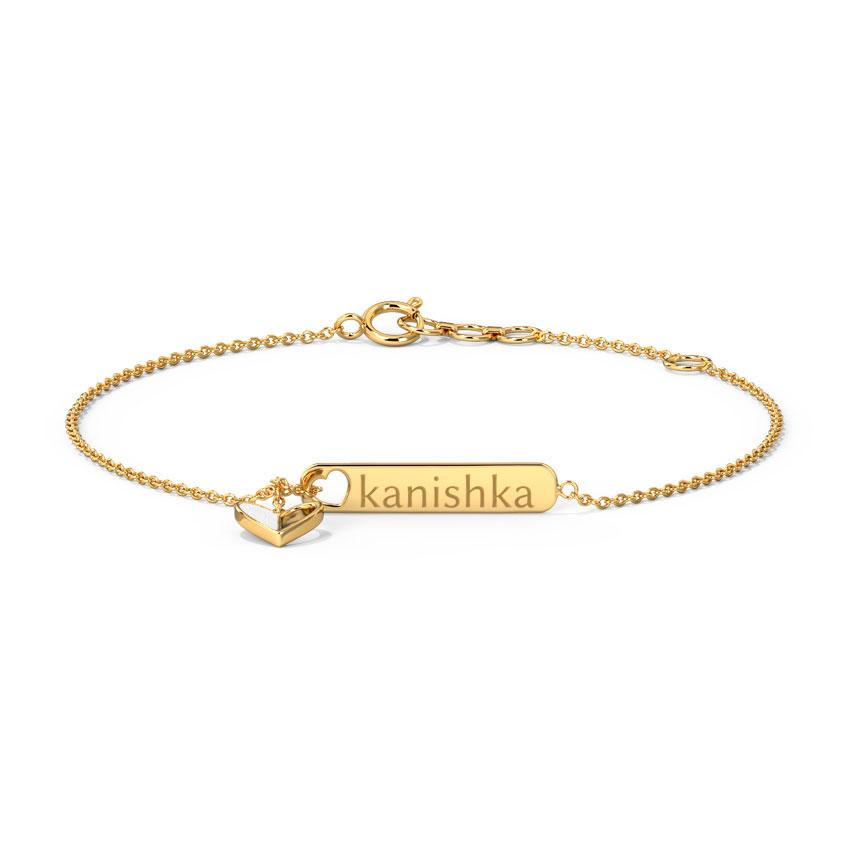 Forever Love Personalised Bracelet