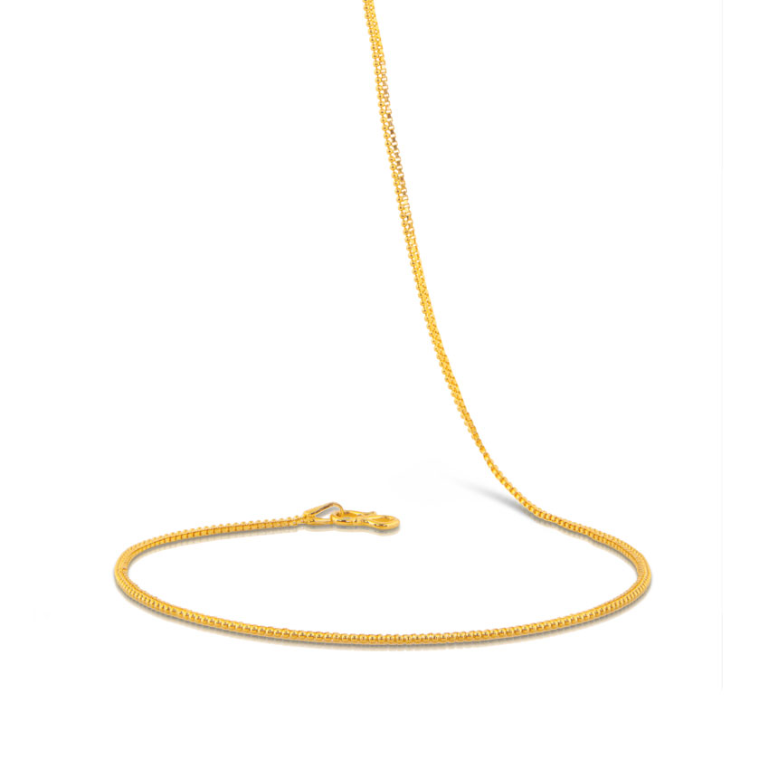 Enhance Venetian Gold Chain