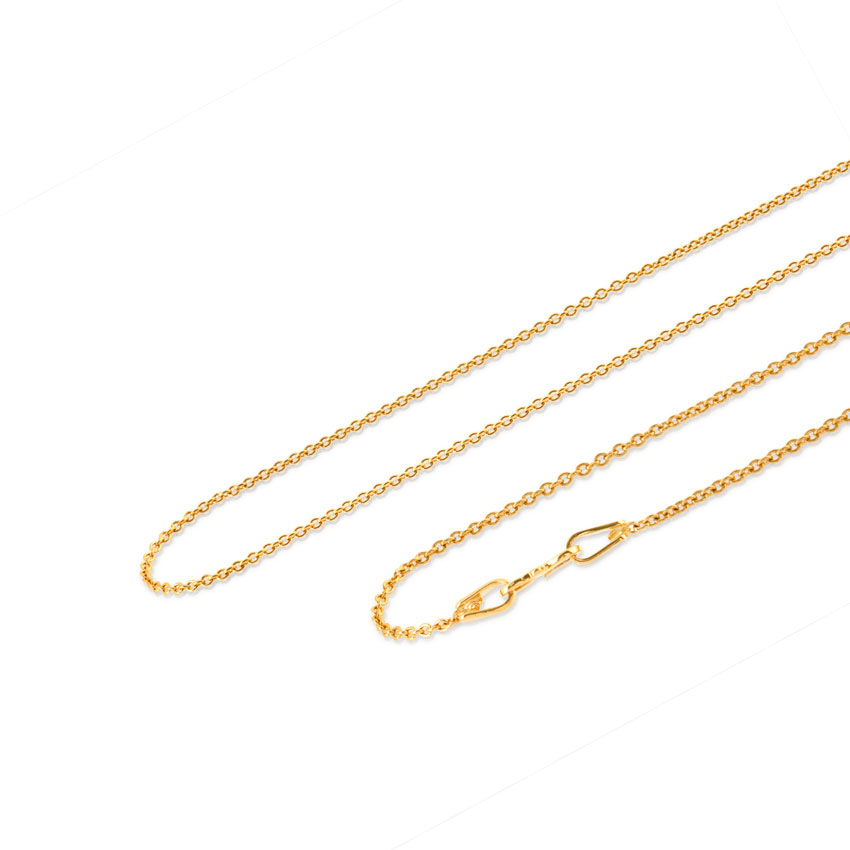 Petite Cable Gold Chain
