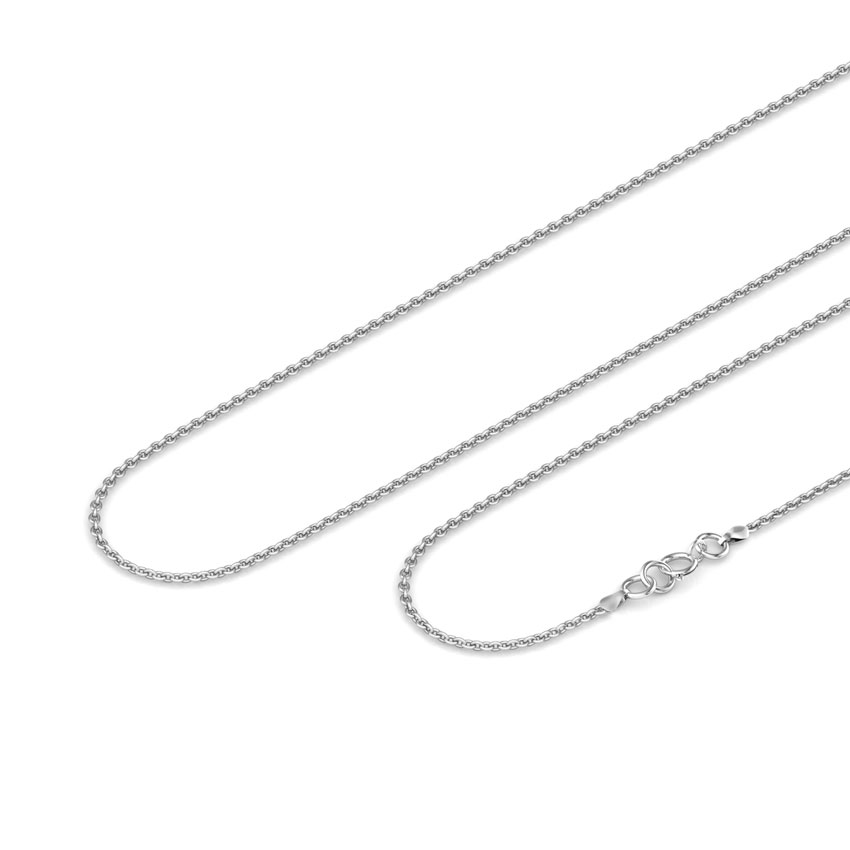 Lucid Platinum Link Cable Chain