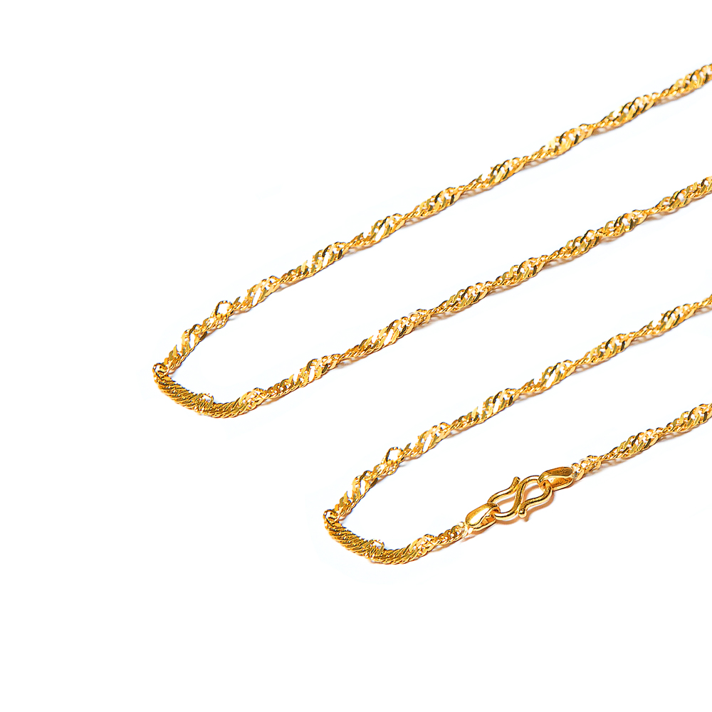 Twine Venetian Gold Chain