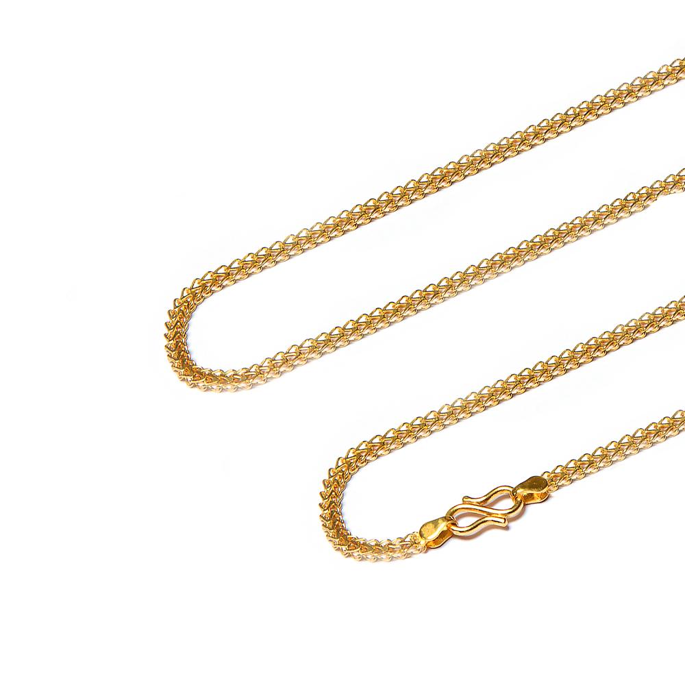 Venetian Weave Gold Chain