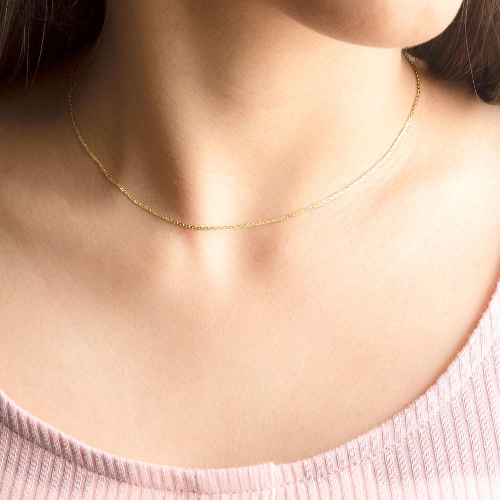 Ravish Cable Gold Chain