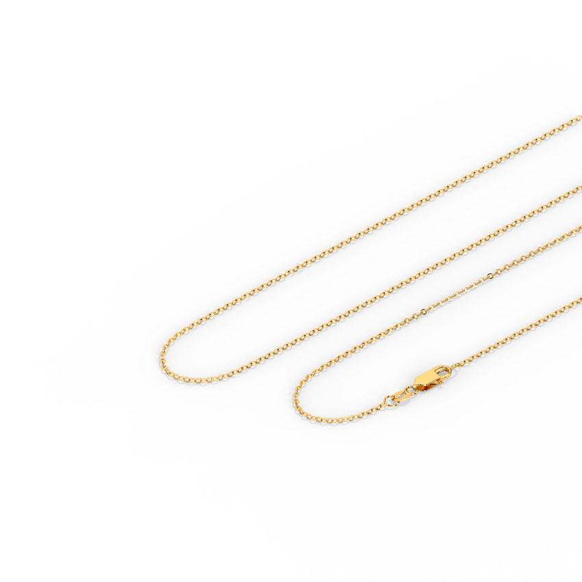 Twinkling Cable Chain