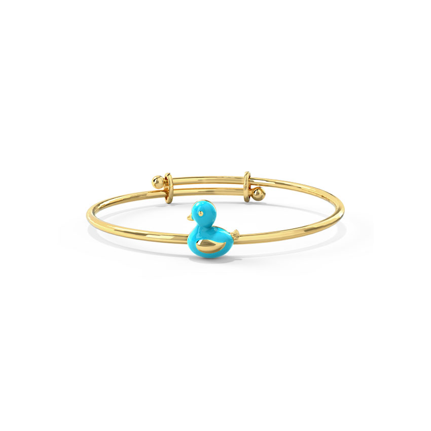 Dabbling Duck Infant Bangle