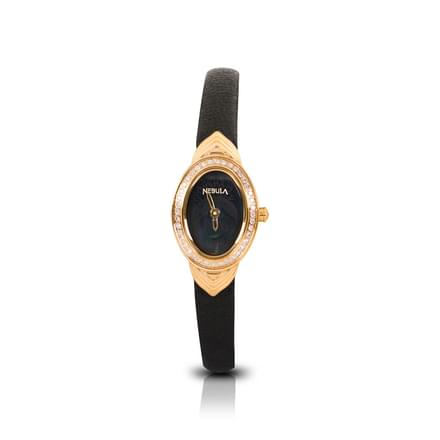 Nebula Ajanta Ellora  Watch For Women With Black Dial