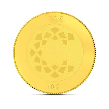 10gm, 24Kt Lakshmi Gold Coin