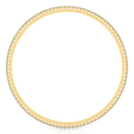 Glisten Diamond Bangle