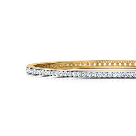 Glitter Diamond Bangle