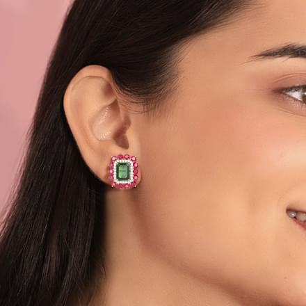 Zenia Stud Earrings