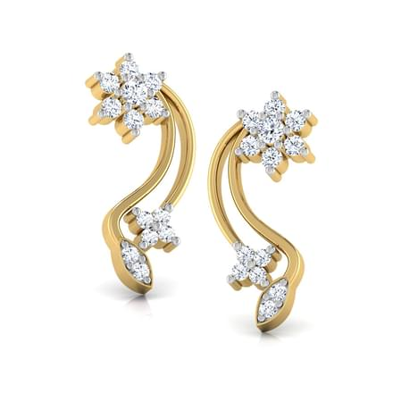 Zahara Fleur Earrings