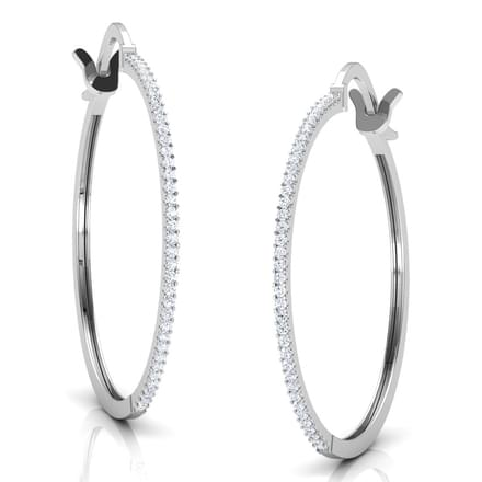 Kristine Hoop Earrings