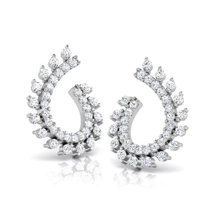 Radiant Stud Earrings