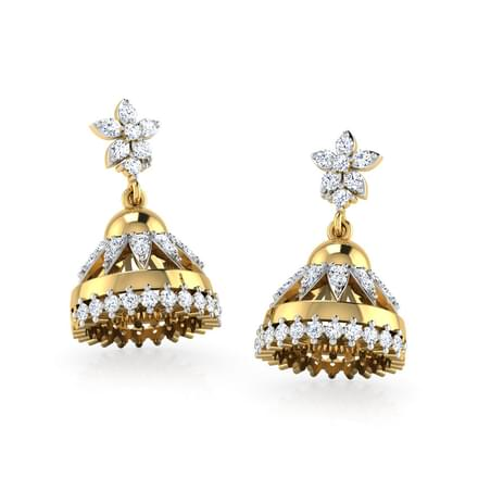 Glorious Traditional Jhumkas