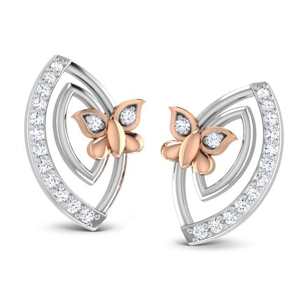 Flutter Marquise Earrings