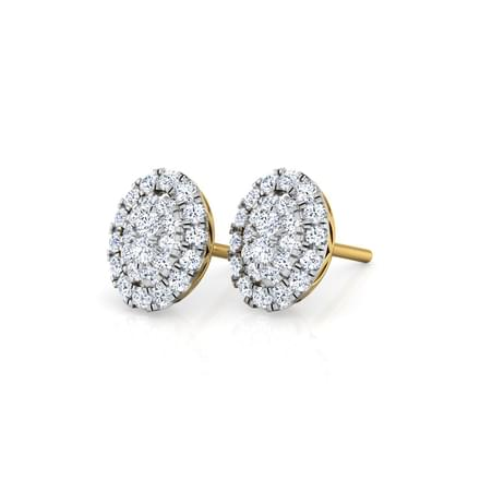 Maisha Cluster Stud Earrings