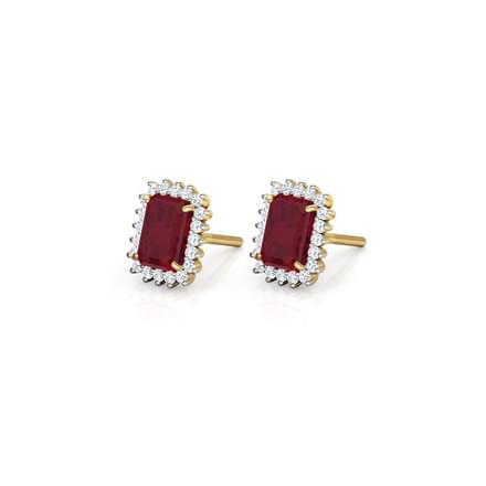 Haze Elegance Stud Earrings