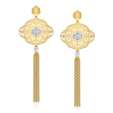 Lucy Tassel Drop Earrings