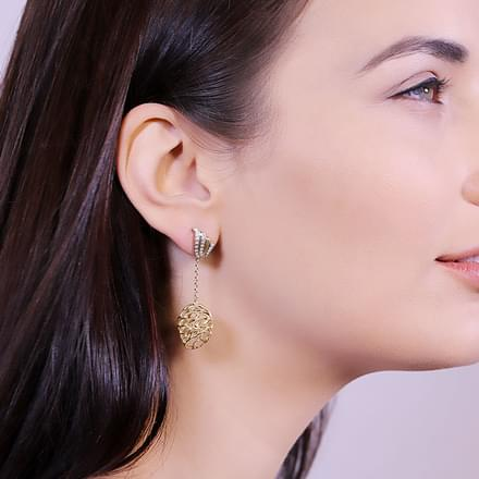 Asymmetrical Drop Multi-Style Jhumkas