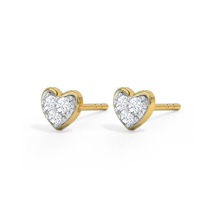Amore Stud Earrings