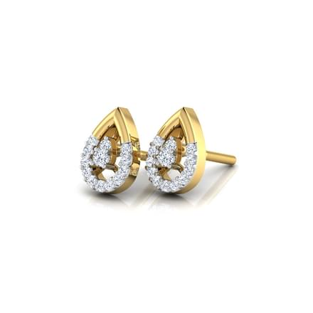 Drib Drop Stud Earrings