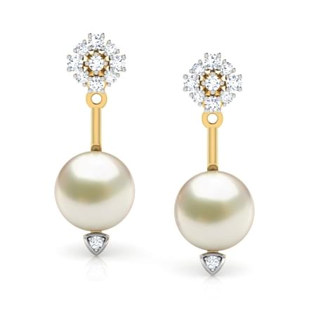 Clutch Pearl Ear Jacket