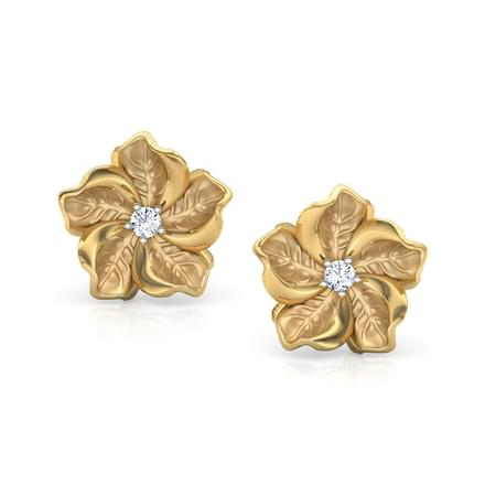 Rue Bloom Stud Earrings