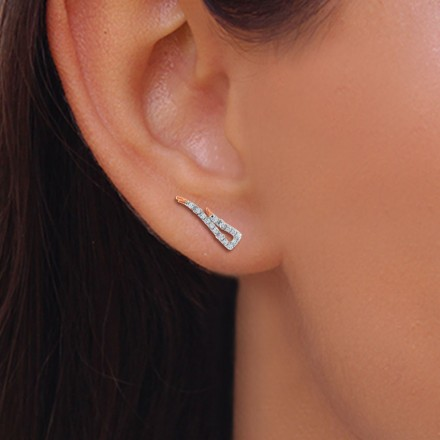 Trigon Ear Cuffs
