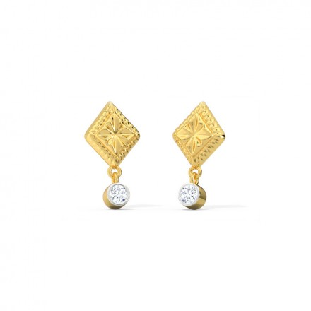 Ishika Quad Stud Earrings