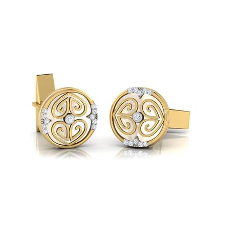 Alex Button Cufflinks