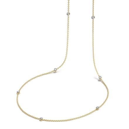 Cirque Fine Line Necklace