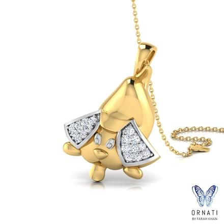 Dorte Puppy Necklace