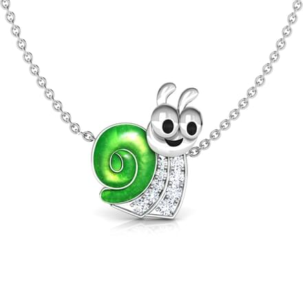 Gary Snail Necklace