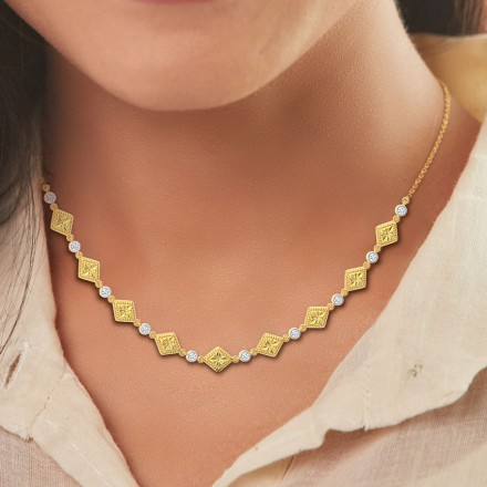 Ria Quad Necklace