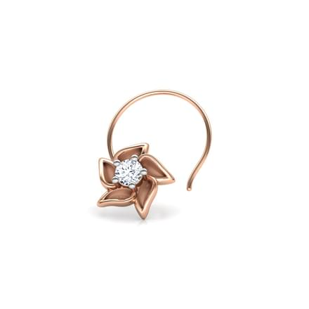 Lily Floret Nose Pin