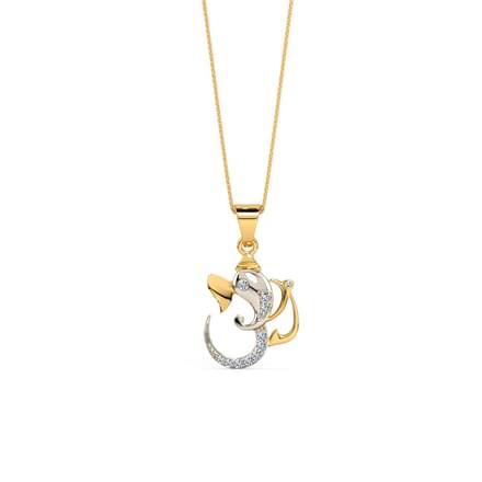 67 pendants for men designs buy pendants for men price rs 6271 om pendant with ganesha mozeypictures Gallery