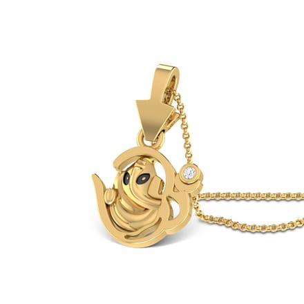 67 pendants for men designs buy pendants for men price rs 6693 ganesha pendant ganesha pendant mozeypictures Images