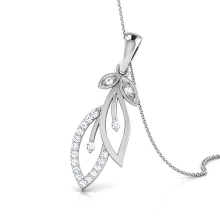 23 platinum pendants designs buy platinum pendants price rs tranquil leaf pendant tranquil leaf pendant aloadofball Choice Image