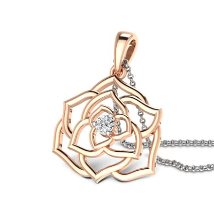 Rose Radiance Pendant