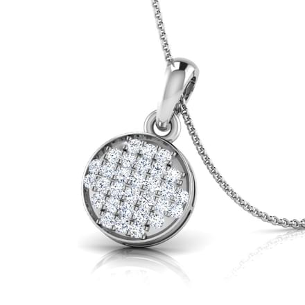 Ella Diamond Nest Pendant