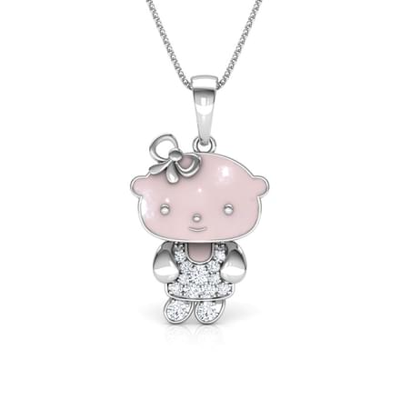 Molly Bear Pendant