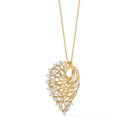 715 diamond pendants designs buy diamond pendants price rs 4069 alder root diamond pendant mozeypictures Choice Image