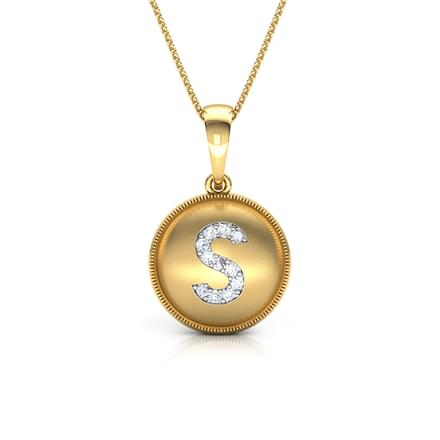 67 pendants for men designs buy pendants for men price rs 6588 alphabet s pendant aloadofball Images